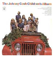 Johnny Cash Children's LP
